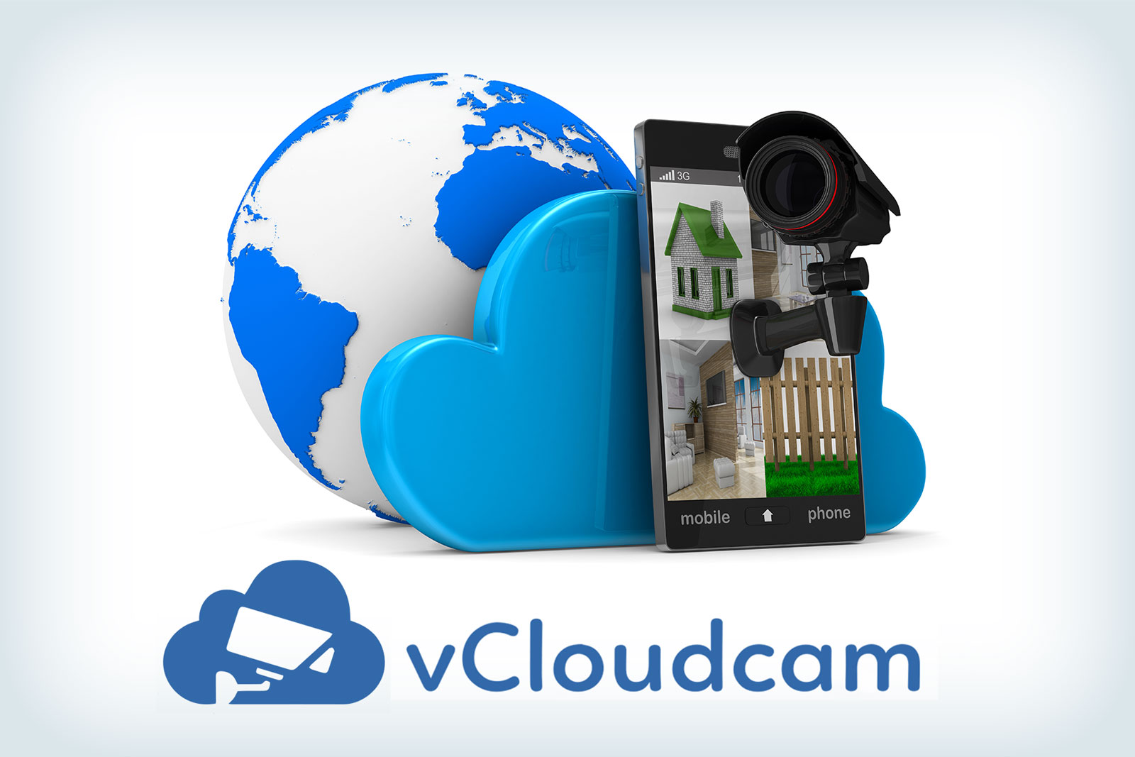 vCloudcam - Virtual security solution based on cloud computing platform