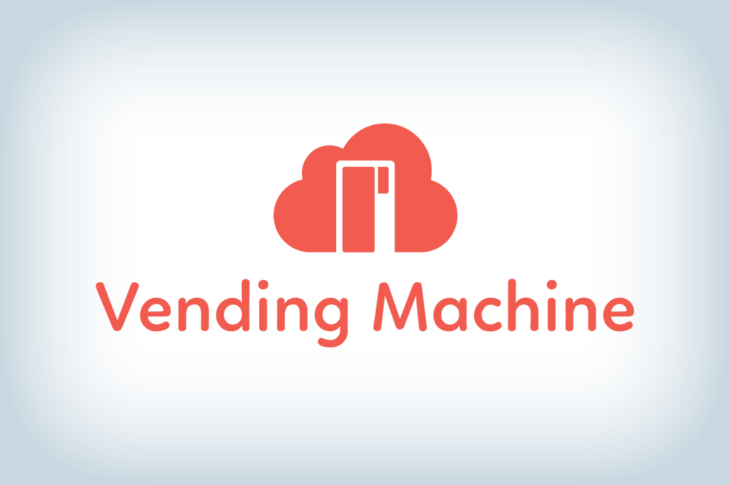 Vending Machine - Internet connection, centralized and safe management on cloud computing platform